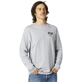 Fox Traditional LS Tee Men light heather grey